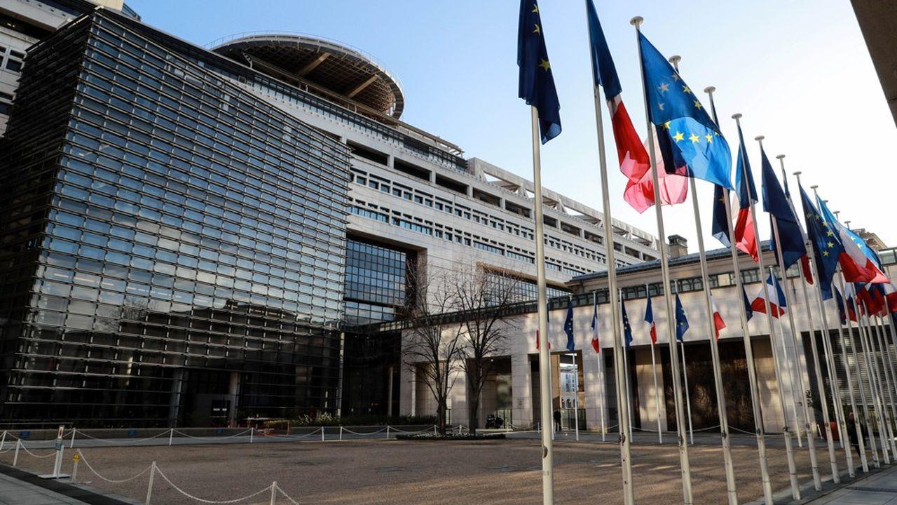 Bercy espère ramener le déficit public à 2,9% du PIB fin 2025.