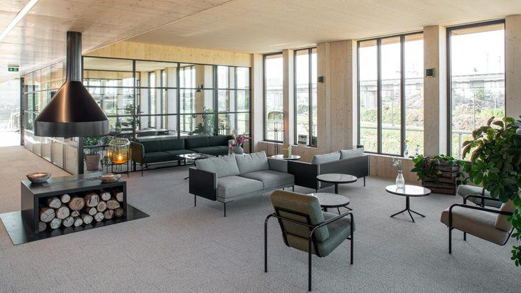 Le campus en bois Arboretum à Nanterre sera livré fin 2022 par le promoteur WO2 et BNP Paribas Real Estate.