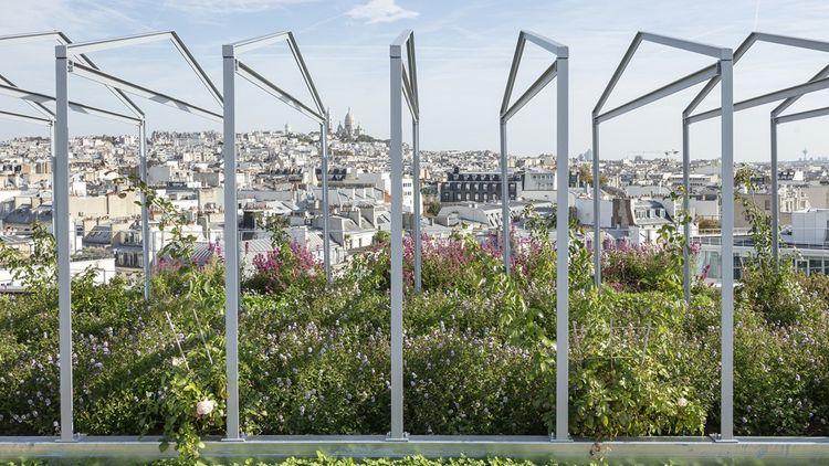 Grand Central Saint-Lazare (Jacques Ferrier Architecte 2019)