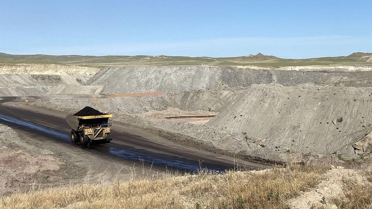 Chaque jour, 50 trains partent du Wyoming vers les 29 Etats qui font encore tourner leurs centrales électriques au charbon du «Wild West». C'est deux fois moins qu'à la fin des années 2000.