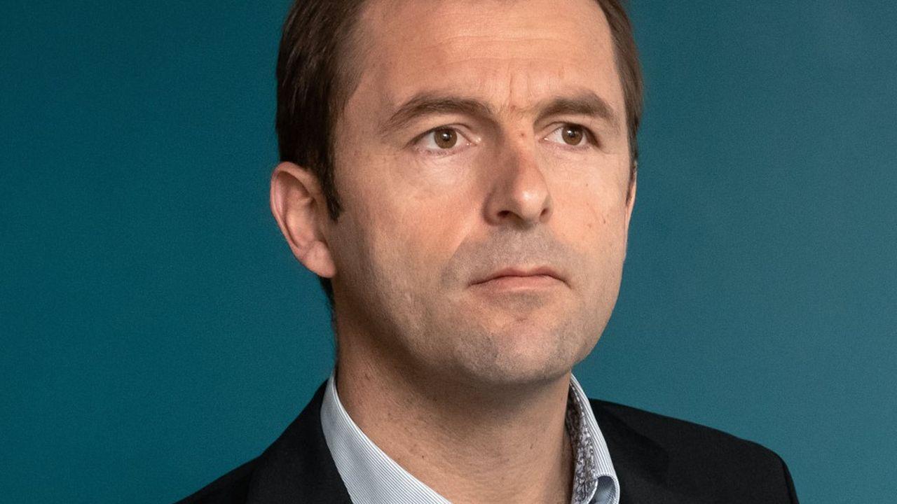 Thibaut Guilluy a été nommé Haut-commissaire à l'emploi et à l'engagement des entreprises