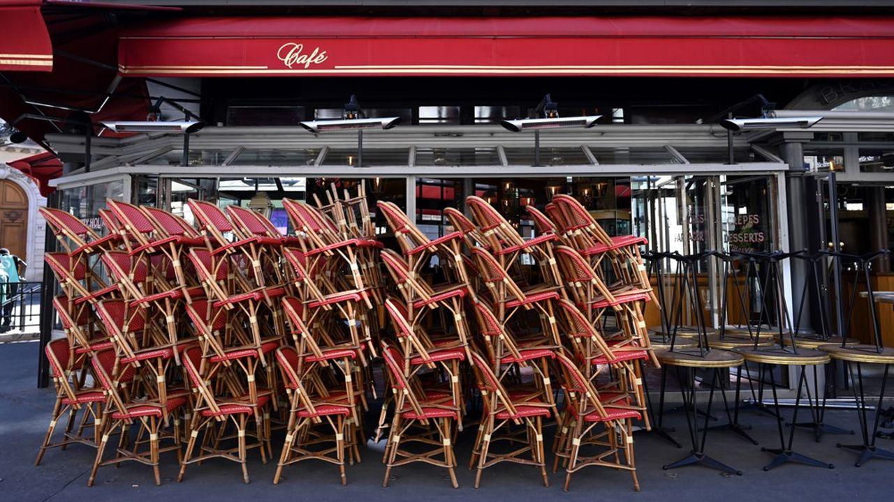 Les restaurants ont connu une chute brutale de leurs revenus pendant la période du confinement.