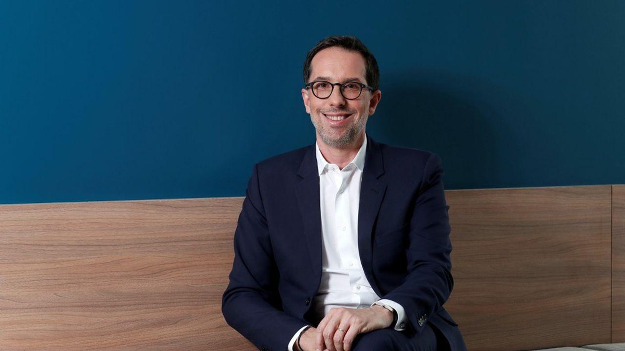 Nicolas Hieronimus, pur produit de L'Oréal, devrait prendre la direction opérationnelle du géant mondial, en avril2021.