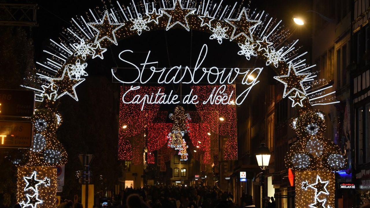 Strasbourg, qui est la locomotive des marchés alsaciens, compte maintenir le sien fin novembre malgré le risque d'un flop.
