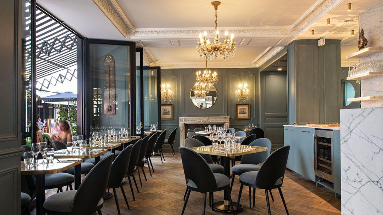 En France, l'enseigne souhaite mettre en avant son offre de restauration à table.