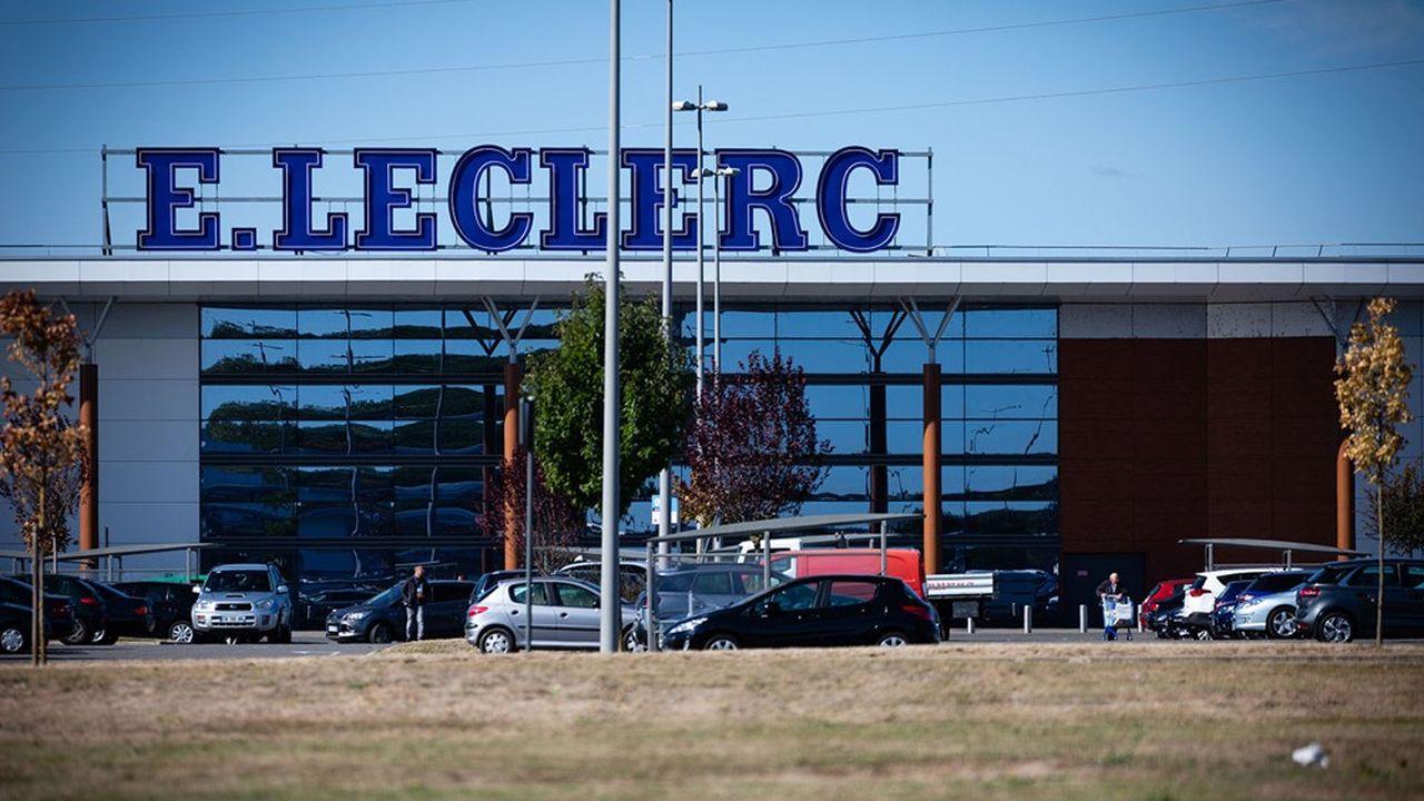 Le patron du Leclerc de Viry vient de déposer un recours contre le permis de construire accordée par la commune à l'enseigne « O'Marché Frais », au sein de la future Zac Centre-Ville.
