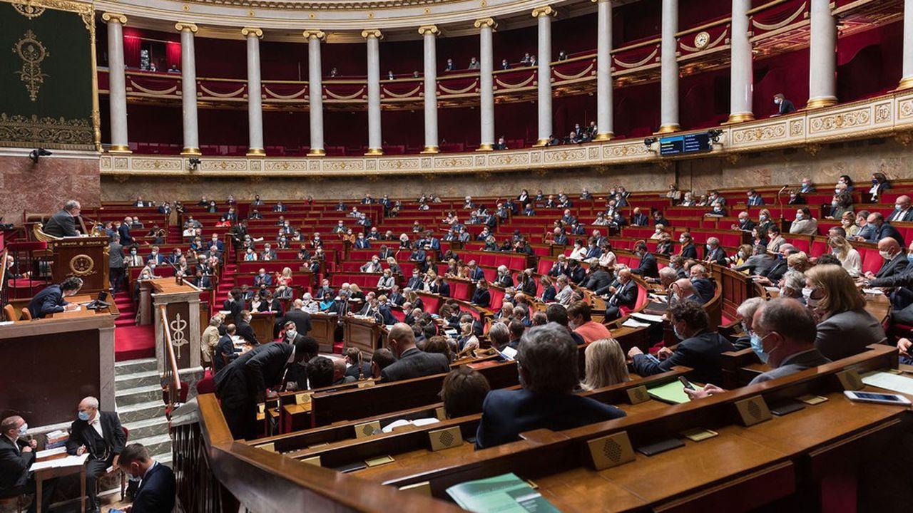 L'examen du Budget 2021 a débuté à l'Assemblée.