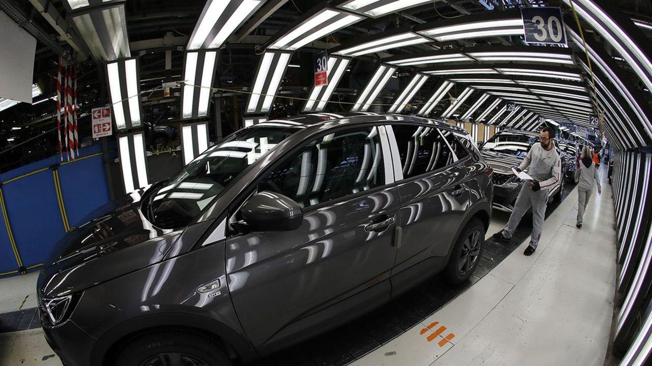 Plusieurs véhicules français, dont la Peugeot 3008, devraient échapper au nouveau malus automobile au poids.