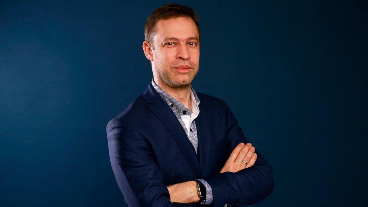 Philippe Humeau, diplômé de l'Epita, président et cofondateur de CrowdSec.