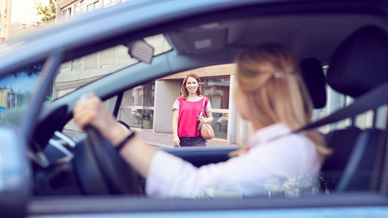Un conducteur acceptant de prendre un passager à chaque aller/retour pouvait gagner jusqu'à 150euros par mois en Ile-de-France, et contribuer à la réduction du trafic sur autoroute.