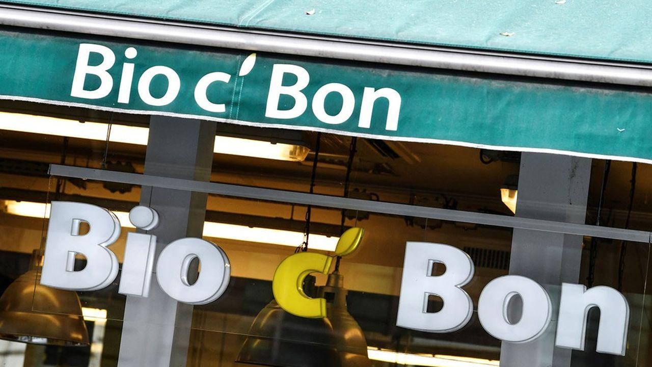 L'enseigne Bio c' Bon a été placée en redressement judiciaire en septembre.