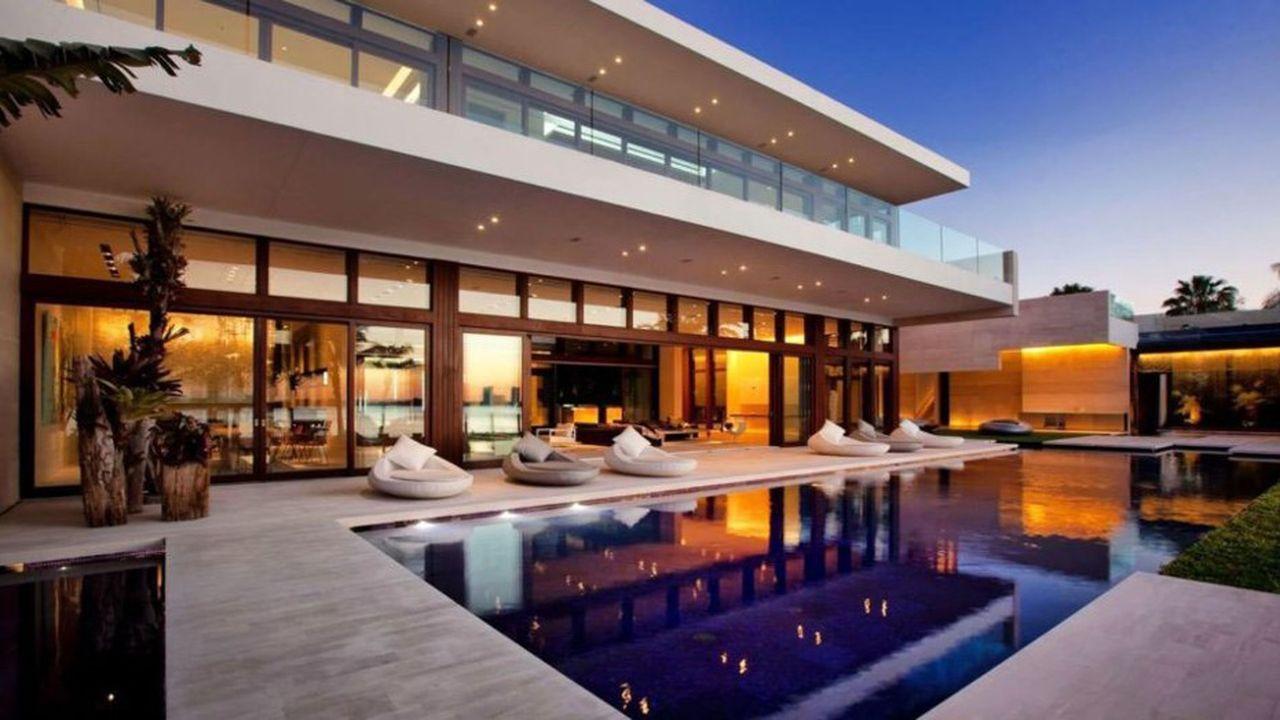 Le gérant de hedge fund Ken Griffin dispose d'un patrimoine d'immobilier de luxe de plus d'1milliard de dollars