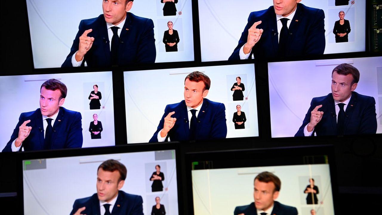 Très majoritairement, les Français se disent prêts à respecter le couvre-feu annoncé mercredi soir par Emmanuel Macron lors de son interview télévisée