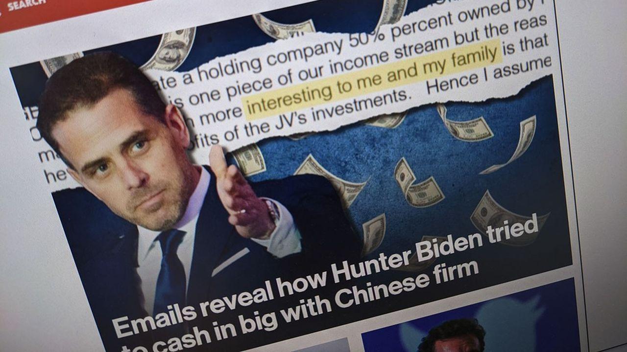 Un article controversé a été publié par le «New York Post» sur Joe Biden.