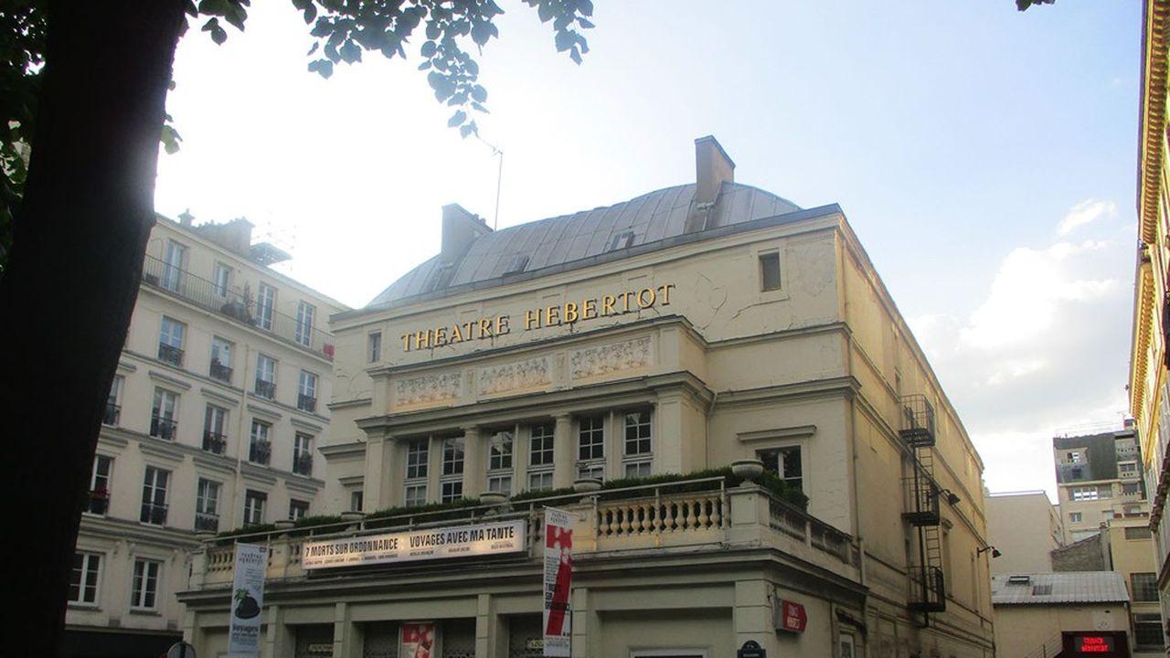 Le Théâtre Hébertot a l'un des loyers les plus chers de Paris: 200.000euros par mois