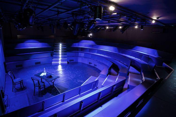 La petite salle Piccola Scala de 200 places, courageusement inaugurée cette semaine et dédiée à la création
