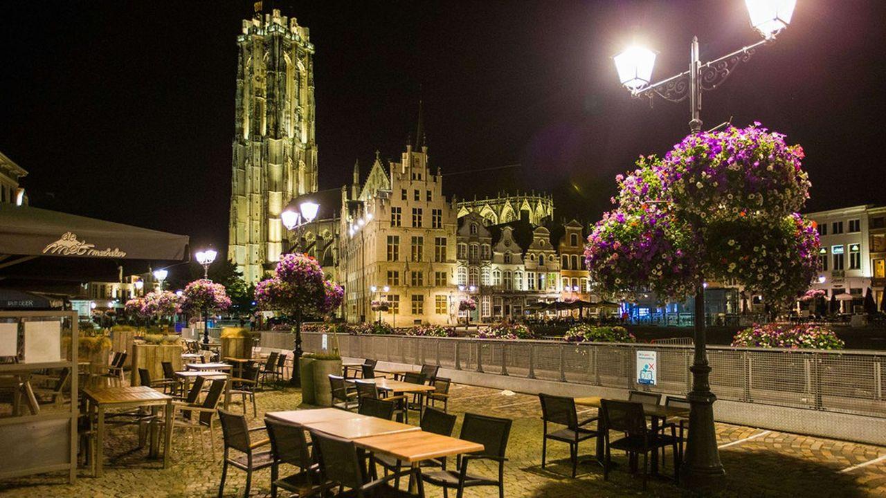 Le 29juillet dernier, la ville province d'Anvers en Belgique avait décrété un couvre-feu nocturne.