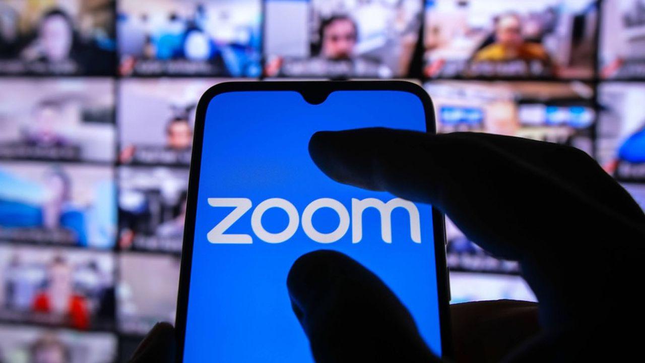 Zoom vaut aujourd'hui près de 150milliards de dollars enBourse.