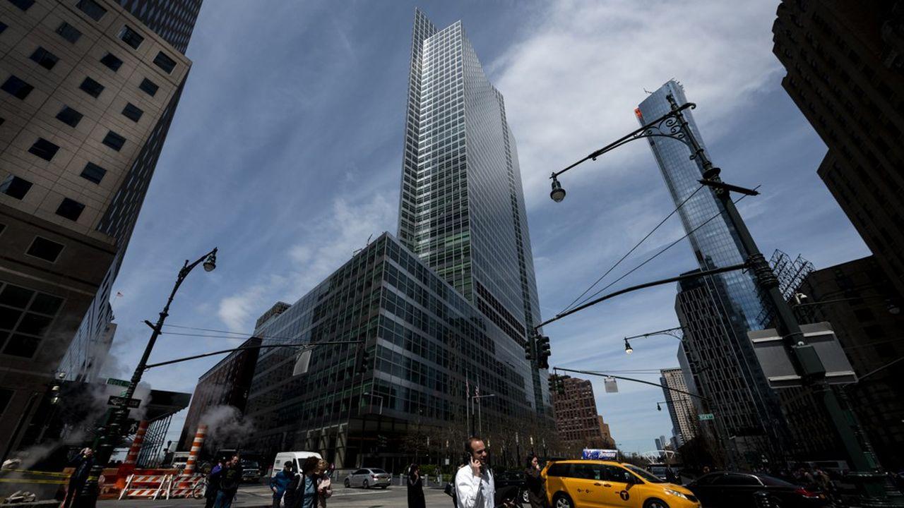 Goldman Sachs a enregistré un quasi-doublement de son résultat net au troisième trimestre, à 3,5milliards de dollars.