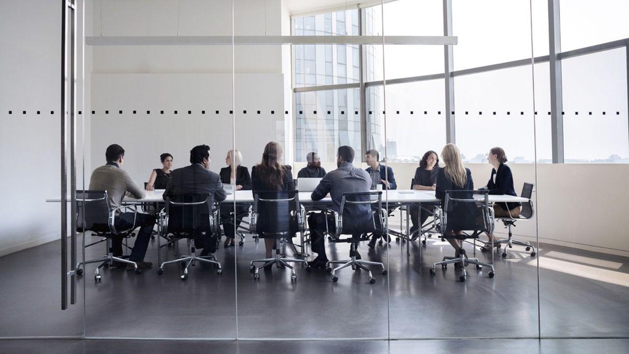 Les entreprises devront discuter des modalités du télétravail avec les représentants des salariés.