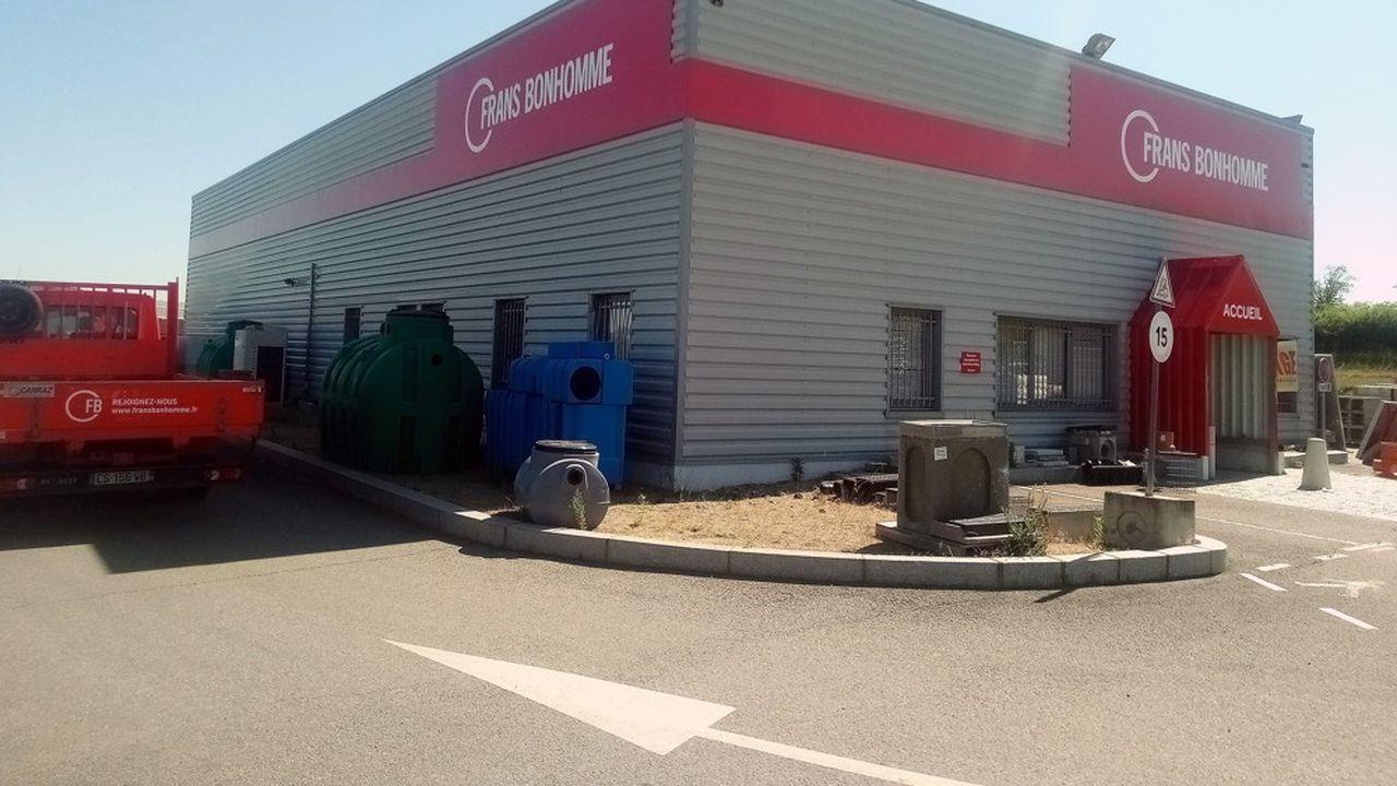 Le groupe basé à Joué-lès-Tours (Indre-et-Loire) a pu éviter la fermeture définitive de sites.