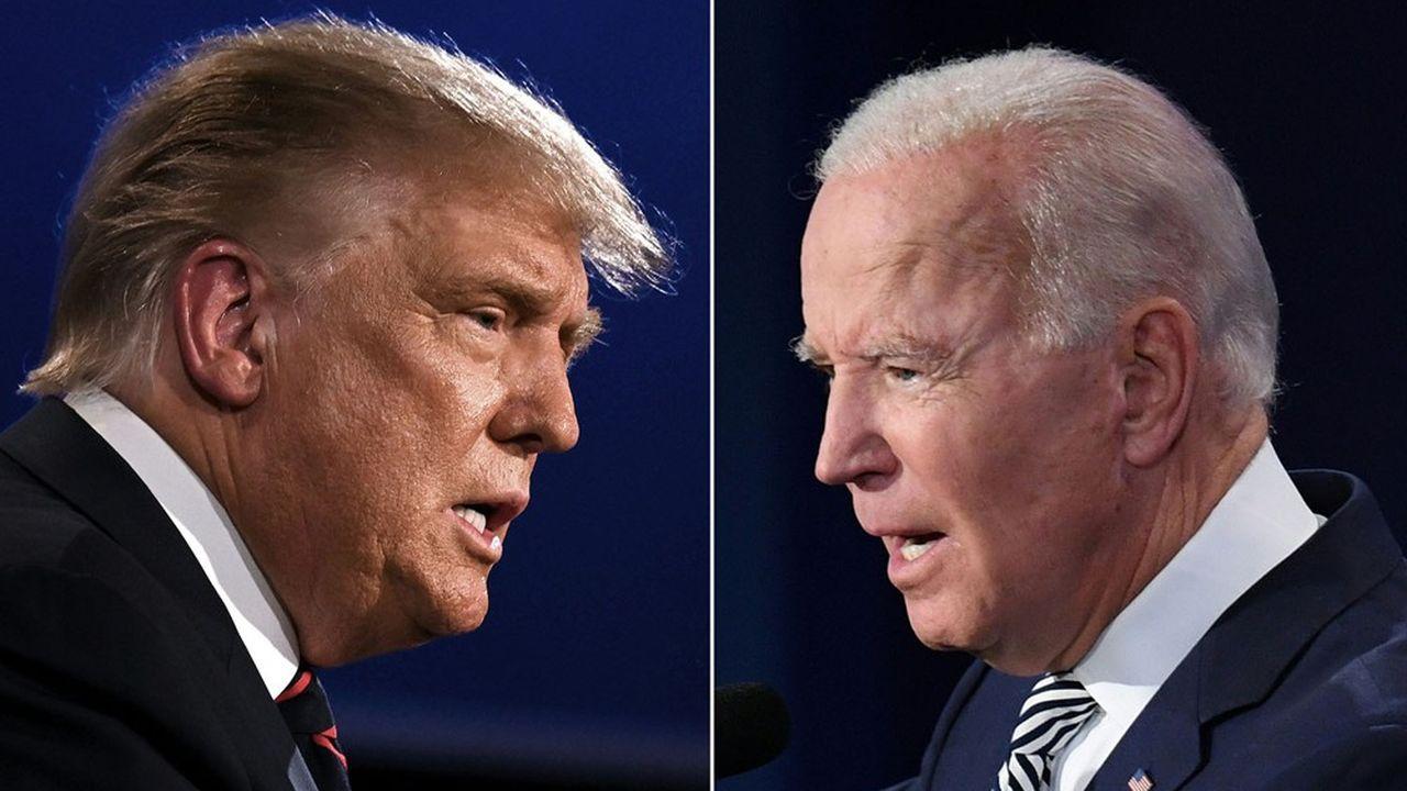 Jeudi 15octobre, Donald Trump s'exprimera depuis Miami. Tandis que Joe Biden sera à Philadelphie, sur une autre chaîne.