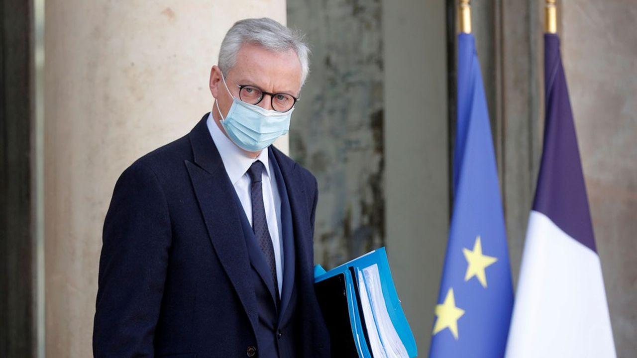 Bruno Le Maire a défendu les choix du gouvernement devant les députés lors du débat budgétaire