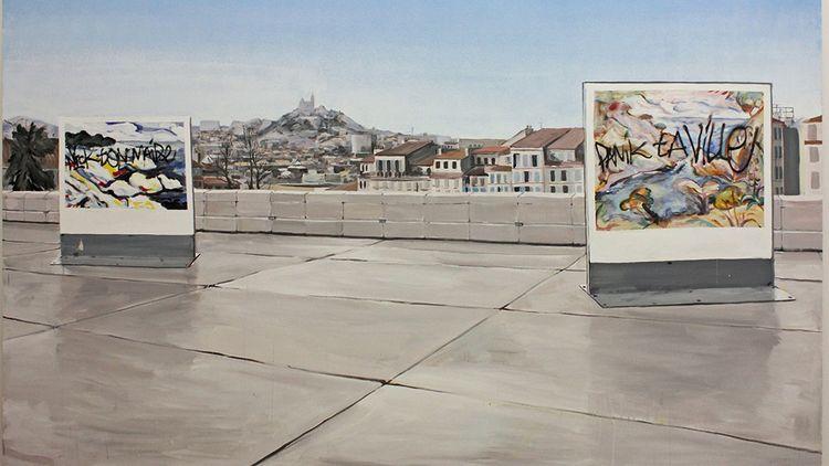 Paysages de Marseille, de Guillaume Pellay, 2013.