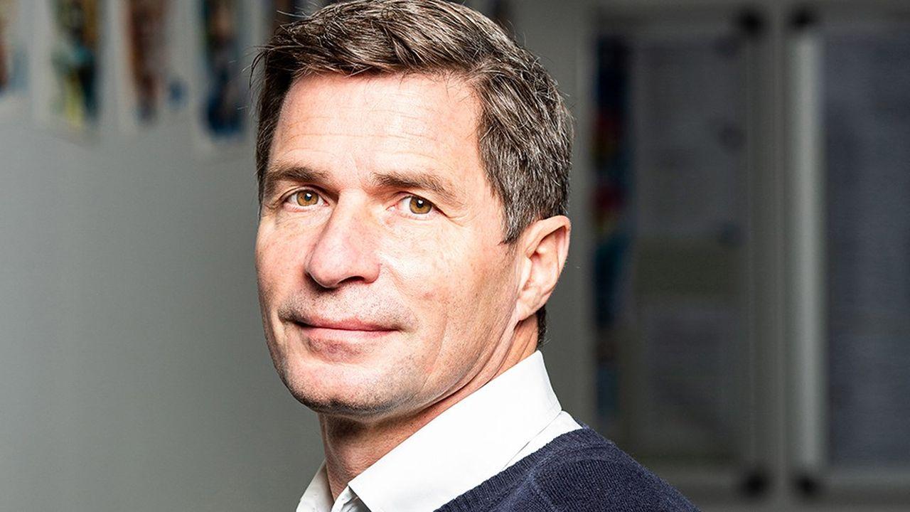 Franck Molina, directeur du laboratoire montpelliérain Sys2Diag, a décroché cette année la médaille de l'innovation du CNRS.