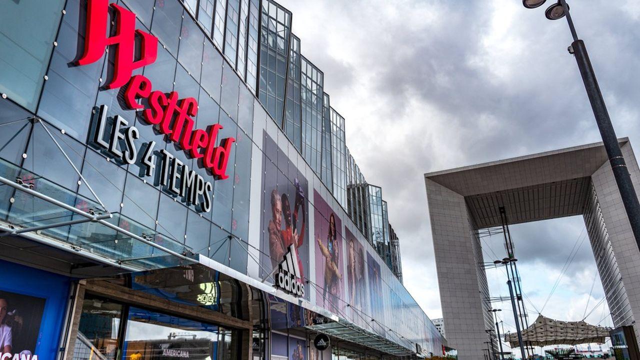 Centre commercial Westfield Les 4 Temps