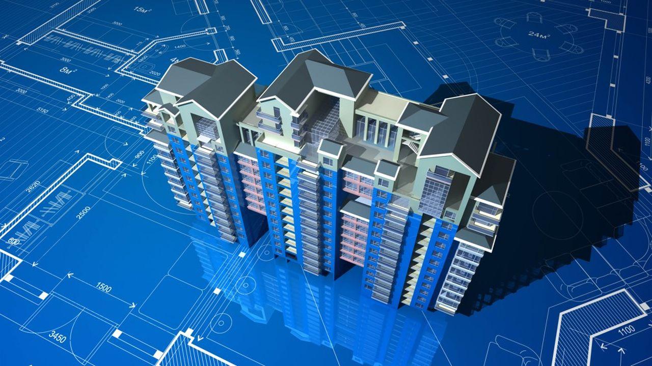 Au premier trimestre 2020, les investisseurs institutionnels ont pesé pour plus de la moitié dans les achats en bloc réalisés dans l'immobilier résidentiel en France.