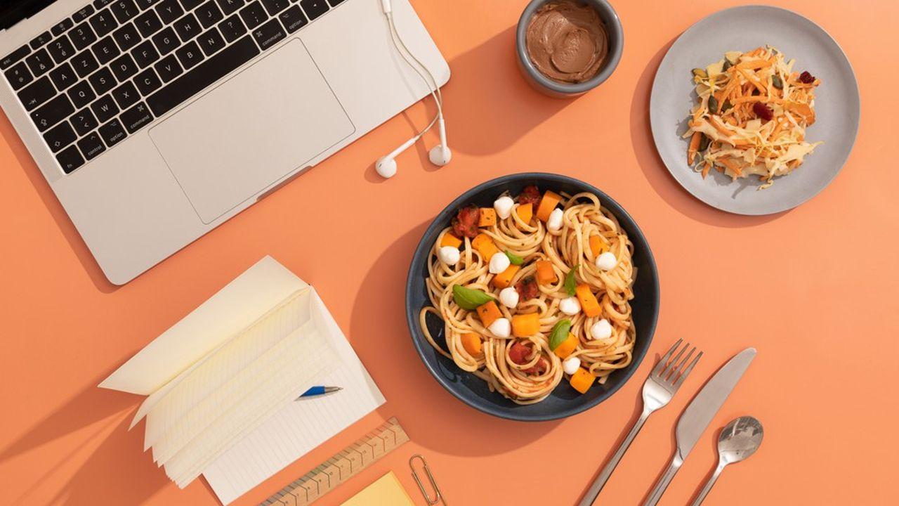 Depuis la pandémie, la pause déjeuner a beaucoup évolué, télétravail oblige.