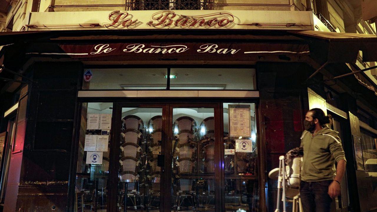 «Il y a une vraie inquiétude dans certains secteurs, et notamment dans la restauration, car l'échéance des remboursements se rapproche», a déclaré Bruno Le Maire.