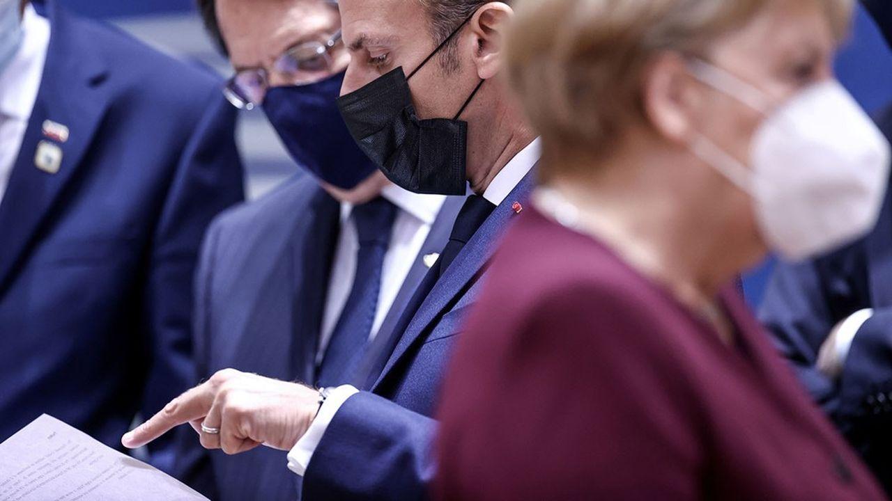 Au terme du sommet européen qui s'est achevé vendredi à Bruxelles, les deux camps qui s'opposent dans la bataille du Brexit se sont renvoyé la responsabilité de l'impasse actuelle.