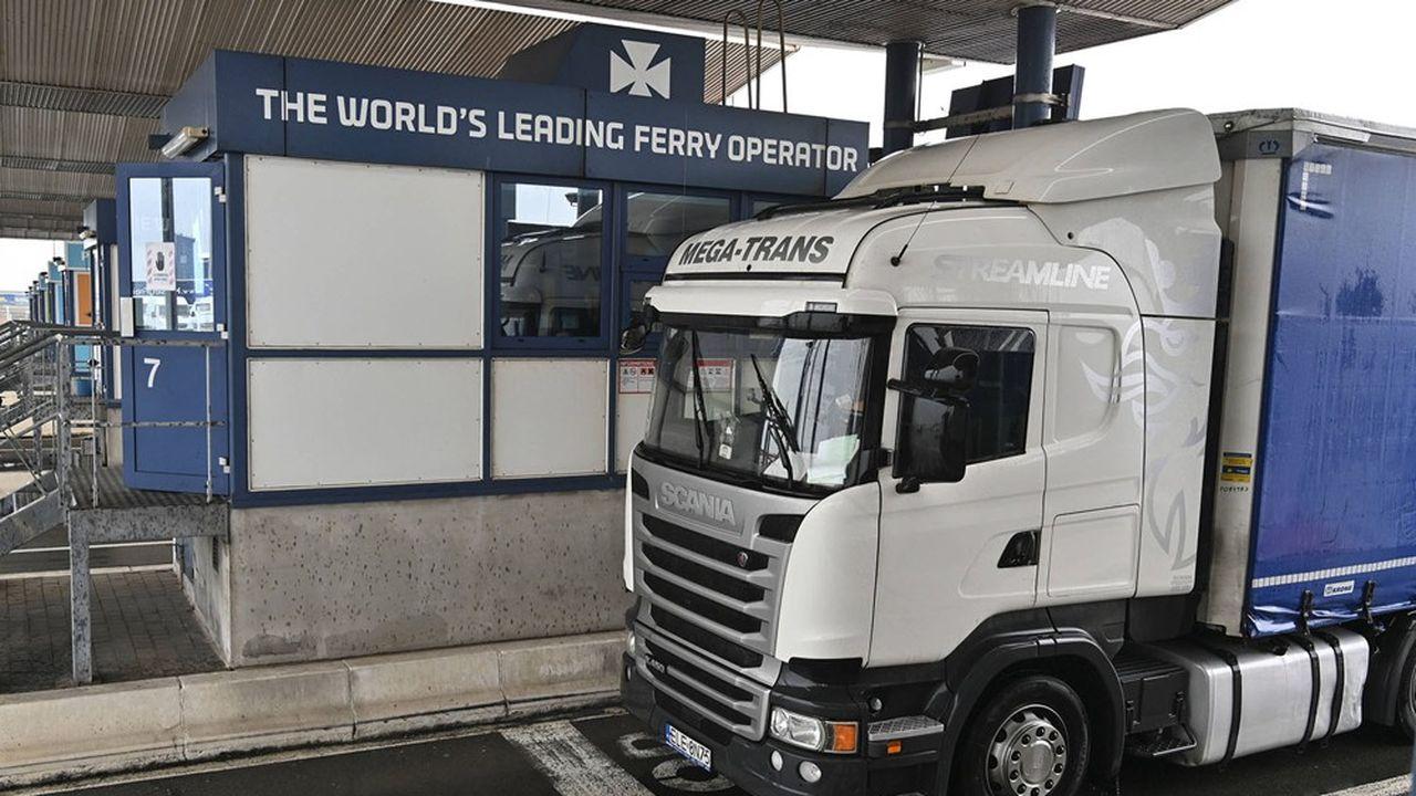 Les déclarations en douane côté anglais ou côté européen ont été répétées dès l'an dernier, pour garder des formalités de passage fluides.