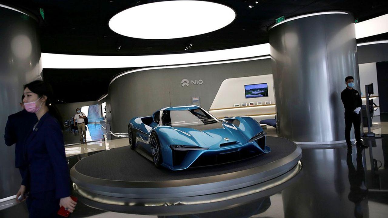 Depuis sa création en 2014, Nio a vendu plus de 30.000 voitures en Chine.