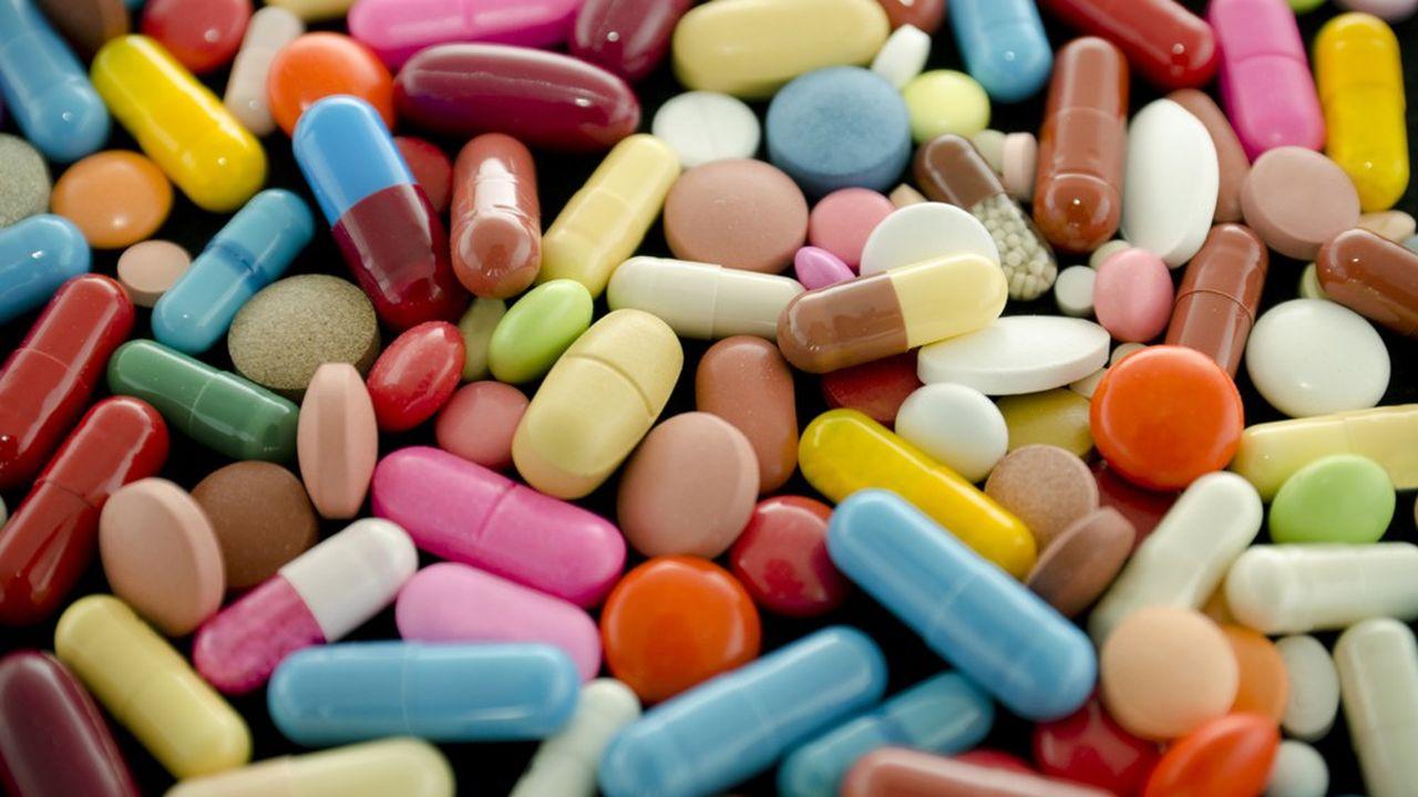 Les usines pharmaceutiques du Royaume Unis fabriquent 2.900 références pour les patients européens.