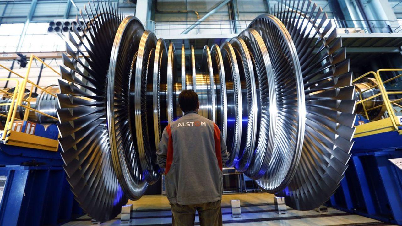 Au sein de l'Etat, il ne fait aucun doute que cette activité de turbines à vapeur doit tomber entre des mains françaises.