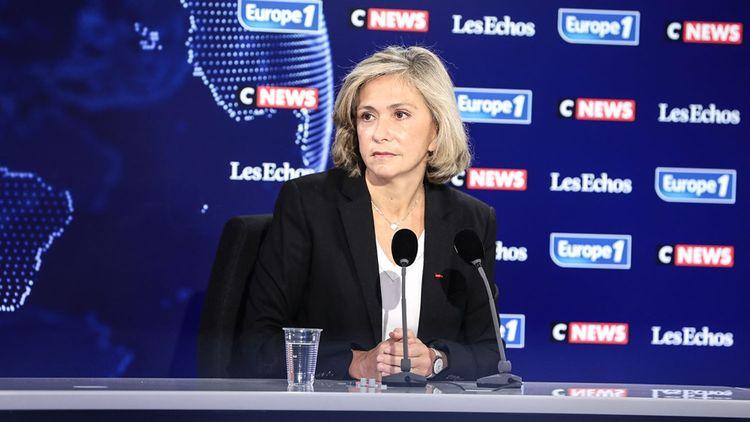 Valérie Pécresse, présidente de la région Ile-de-France et ancienne ministre, était invitée ce dimanche au micro d'Europe 1.