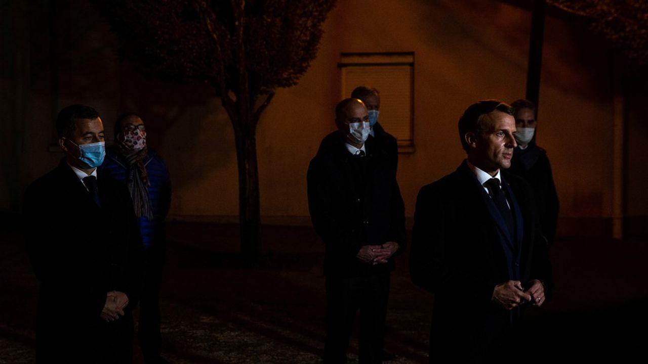 Le projet de loi destiné à lutter contre le séparatisme et l'islam radical dont le chef de l'Etat a donné les grandes lignes début octobre aux Mureaux, pourrait être «complété, élargi, approfondi», selon l'entourage d'Emmanuel Macron.