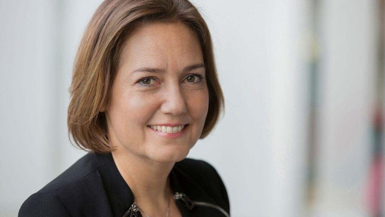 Rachel Picard est au Conseil d'administration de Criteo depuis trois ans et en a pris la présidence l'été dernier.
