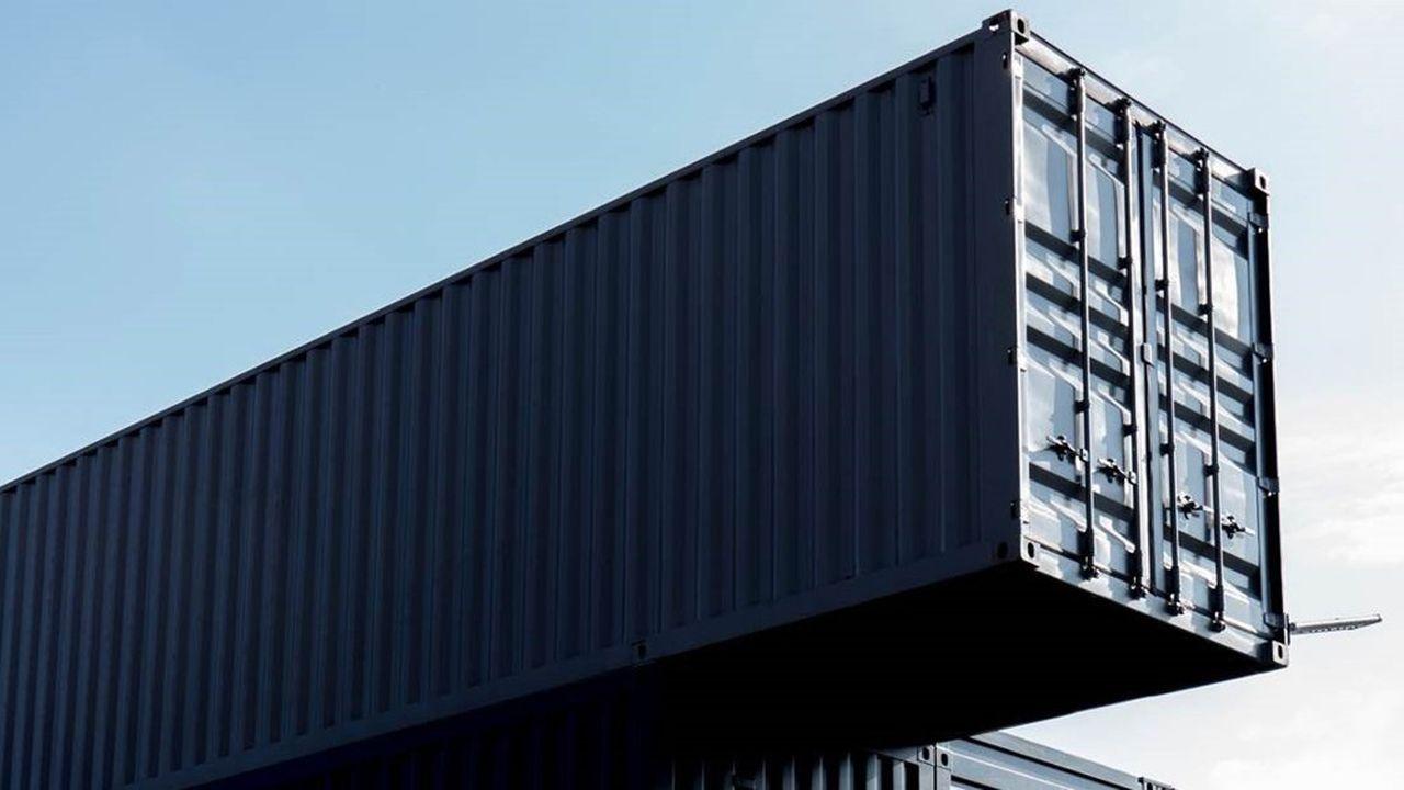 L'un des appels à projets publiés vise à transformer un conteneur maritime en bureau avec des écomatériaux et des énergies renouvelables.