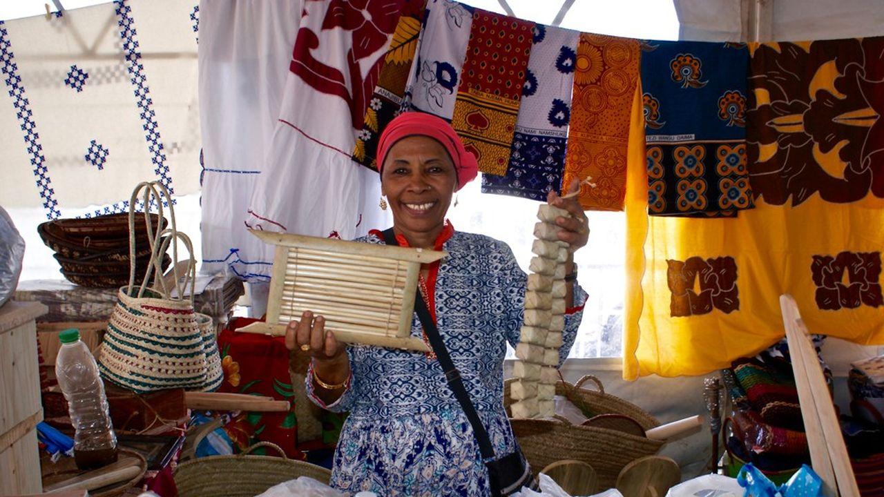 A l'instar de Taambati, nombre d'artisans et dirigeants de TPE de Mayotte sont menacés par la crise.