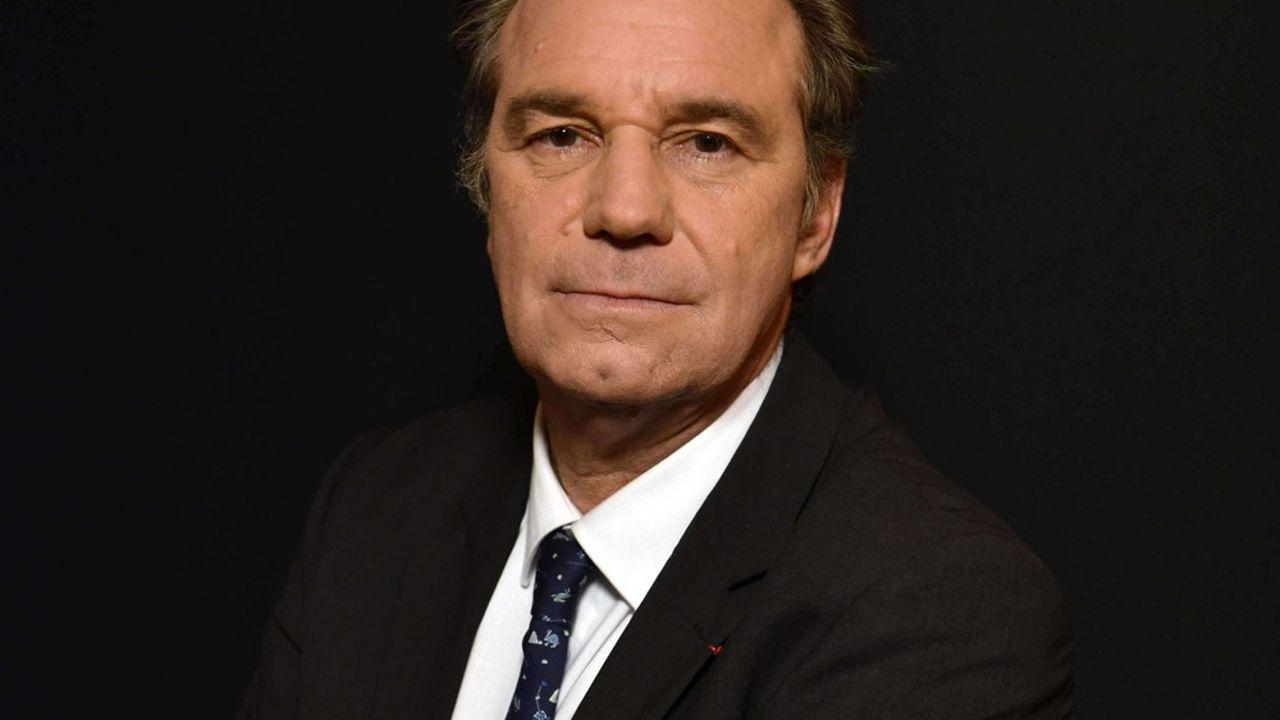 Renaud Muselier, président de Régions de France et de la Région Sud.
