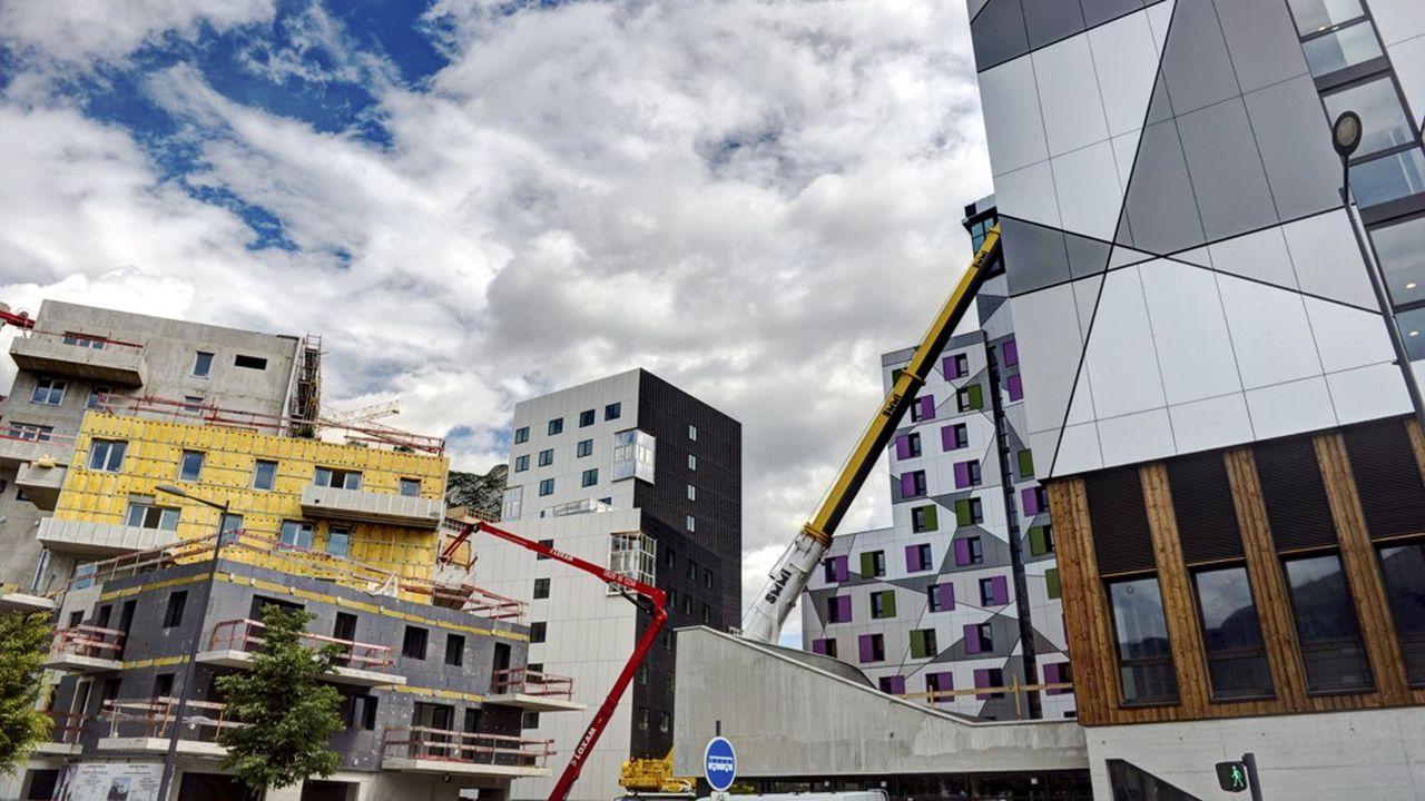 Les bâtiments sont au coeur du plan de relance présenté le 3septembre par le gouvernement, qui veut consacrer 7milliards à la rénovation énergétique.