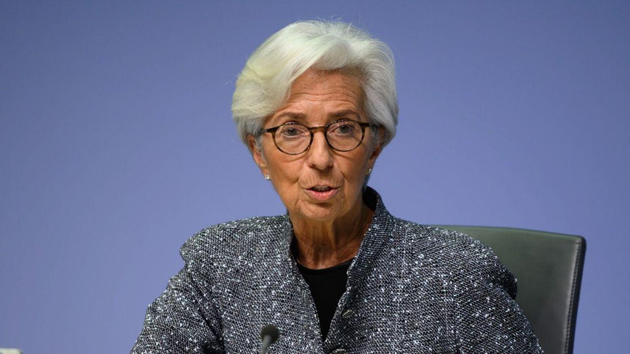 « Après le rebond observé cet été, la reprise était inégale, incertaine et incomplète. Elle risque désormais de s'essouffler », estime Christine Lagarde dans une interview au « Monde » publiée ce lundi.