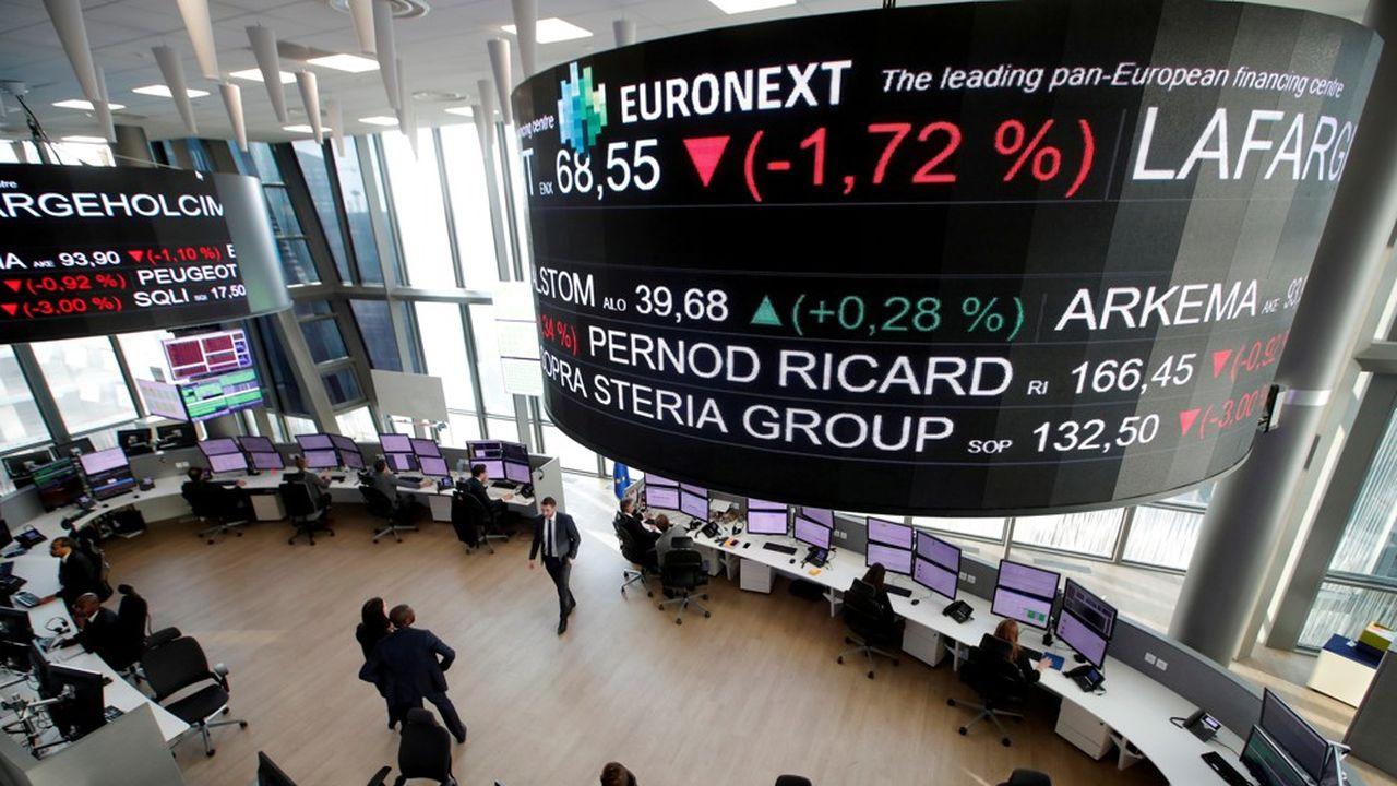Les incidents se sont multipliés lundi sur les marchés d'Euronext.