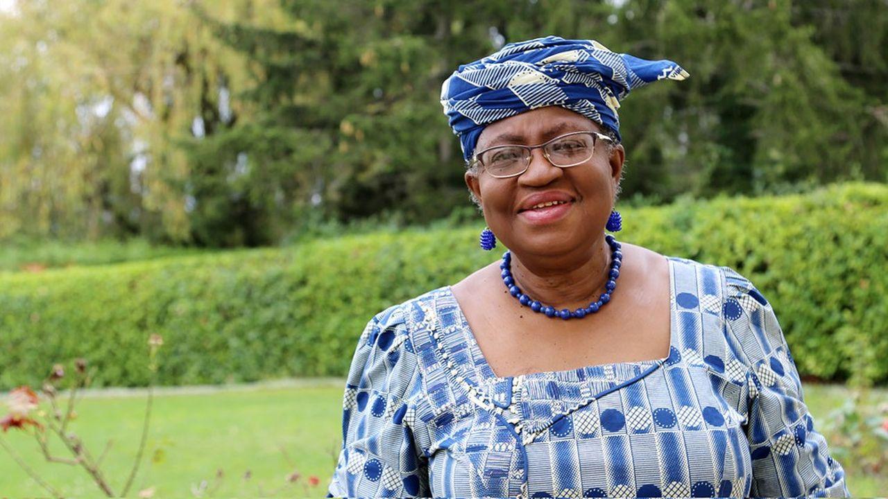 Ngozi Okonjo-Iweala, candidate nigériane à la direction générale de l'OMC se targue d'avoir le soutien de quelque 80 pays.