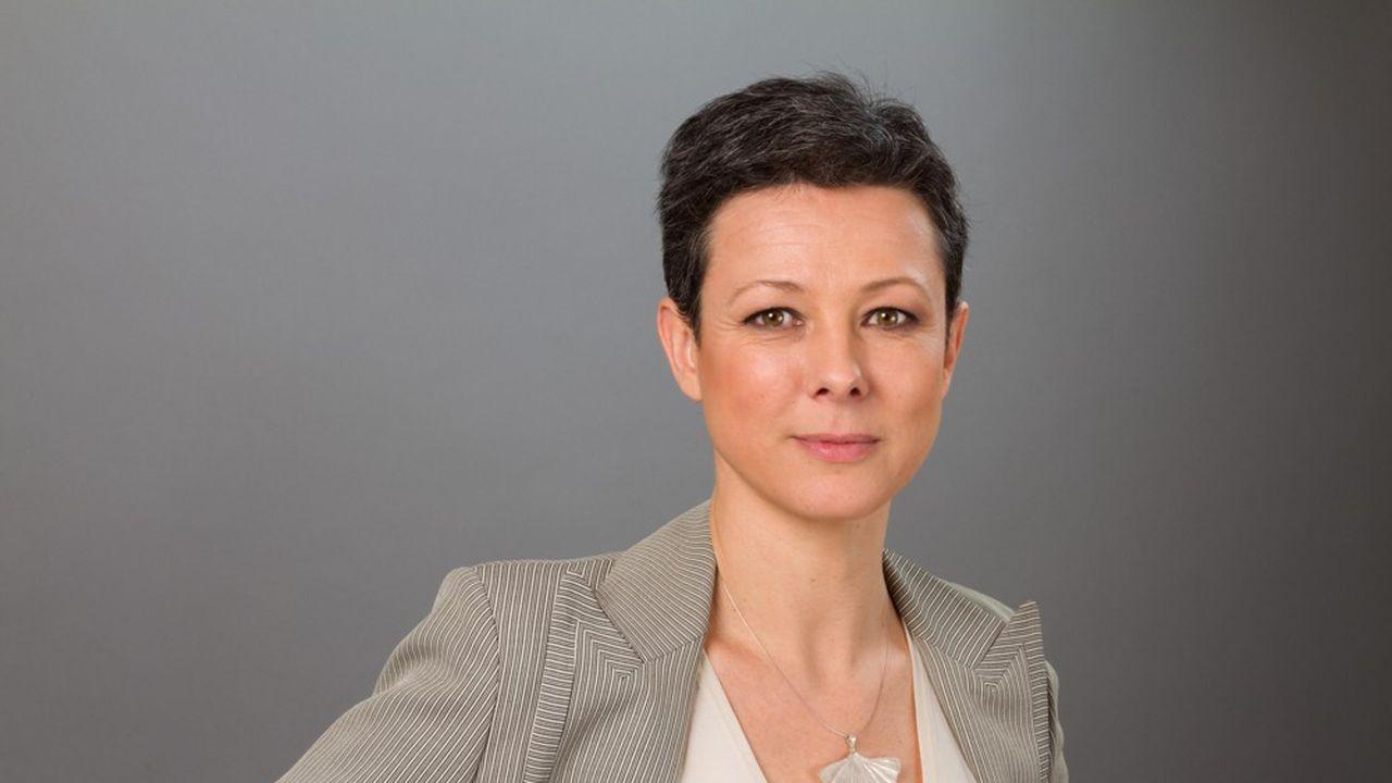 L'anthropologue Audrey Chapot, autrice de «Tel un roseau souple et ancré dans un monde qui chahute», 2020.