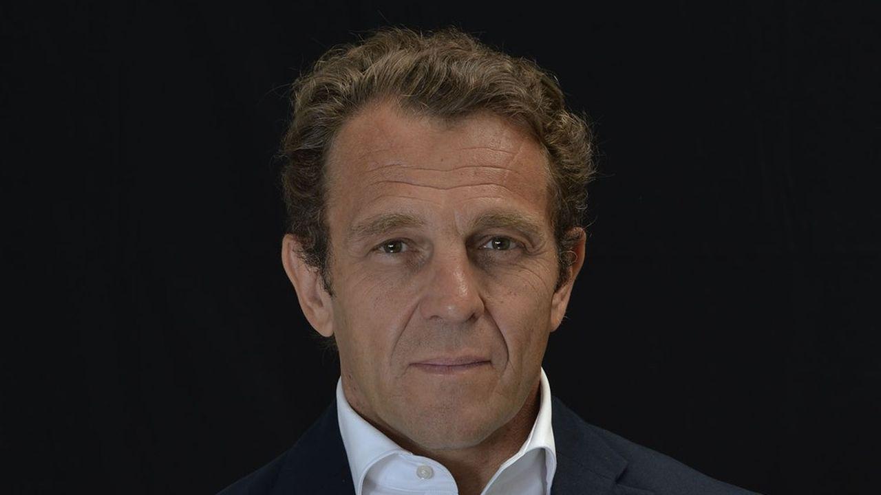 Eric Franc, directeur général de DNCA.